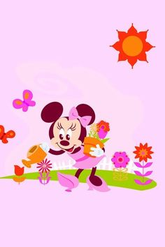 113 Best Minnie Mouse Wallpaper Images Caricatures