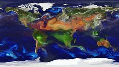 Science Turns the Earth's Atmosphere Into Art