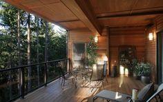 Wood Deck Designs - By Merv Kaufman