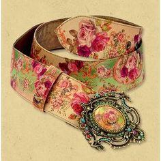 Beautiful Michal Negrin Belt
