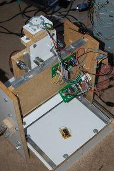 CNC Machine -- Valkyrie-Clone CNC | Let's Make Robots!
