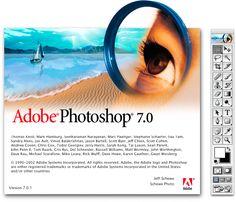 20 Years of Adobe Photoshop