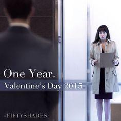 """""""Fifty Shades of Grey"""" zeigt auf einem Plakat zum ersten Mal die Figur der Anastasia"""
