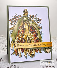 ChristineCreations: A-Maize-ing