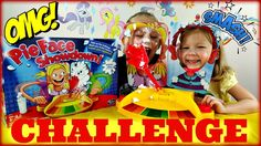 PIE FACE SHOWDOWN CHALLENGE - Magic Box Toys Collector