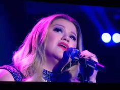 "Piece by Piece he'll restore my faith that a man can be kind and father should be ..... Great.   Kelly Clarkson Performs ""Piece by Piece"" - AMERICAN IDOL - YouTube"
