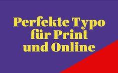 Stolperfallen im Umgang mit Schrift gibt es jede Menge. Wir zeigen Ihnen, wie der typografische Auftritt in Print und Web garantiert gelingt. Schrift ist eine spröde Geliebte. Das wusste schon Typolegende Günter Gerhard Lange. Gerade angehende Web- oder UX Designer, bringen oft nicht allzu viel Vorbildung mit, wenn es um Lesbarkeit, Fontformate oder Mikrotypografie geht....