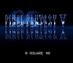 Final Fantasy V ROM Download for Super Nintendo / SNES - CoolROM.com