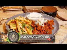 Hlavní jídla - YouTube Japchae, Chicken Wings, Meat, Ethnic Recipes, Youtube, Drink, Kitchens, Youtubers, Youtube Movies
