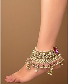 Payal (Anklet) you can stake your ownership of me with this