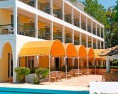 Popi Star Hotel Creta, Corfu, Pergola, Outdoor Structures, Outdoor Pergola