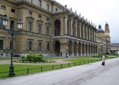 Photo of Former Gestapo Headquarters Munich
