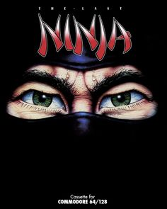 The Last Ninja - one of the first truly brilliant games I played on the C64.