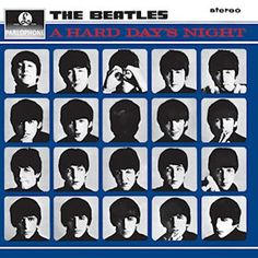 A Hard Day's Night - The Beatles free piano sheet music and downloadable PDF.