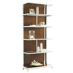 Check out the Lexington Furniture 458-991 Mirage Kelly Bookcase