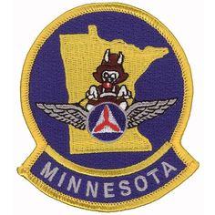 Civil Air Patrol Patch: Minnesota Wing