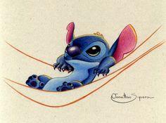 Lilo Stitch favourites by on DeviantArt Disney And Dreamworks, Disney Pixar, Disney Magic, Disney Art, 626 Stitch, Lilo And Stitch 2002, Fanart, Cute Disney, Disney Drawings
