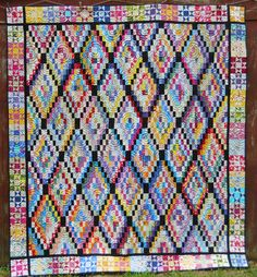 Rectangle wrangle from a class with Bonnie Hunter