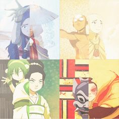 Avatar the Last Airbender: Alternate Egos