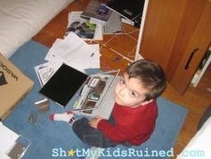 Stuff My Kids Ruined: Dad Edition