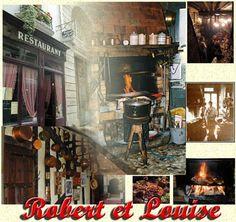 Robert et Louise - Restaurant de Feu - Old style french woodfire steakhouse