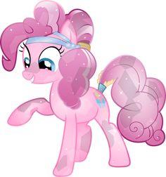 Crystal Pinkie Pie by ~TheShadowStone on deviantART Mlp, Fluttershy, Pinky Pie, My Little Pony Twilight, Crystal Ponies, Baby Alligator, Hasbro My Little Pony, Little Poni, My Little Pony Friendship