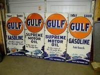 Browse Album :: Sold Signs Clocks Globes Cans Petroliana Etc. Supreme, Porcelain Signs, Garage Signs, Sold Sign, Car Advertising, Led, Gas Station, Lighthouses, Motor