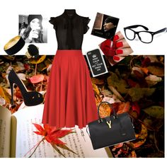 """""""Over :)"""" by joicetomaz on Polyvore"""