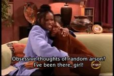 """19 Important Life Lessons We Learned From """"Living Single"""" 90s Quotes, Movie Quotes, Qoutes, New Parent Advice, Parenting Advice, Obsessive Thoughts, 90s Tv Shows, Living Single, Kids Sleep"""