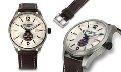 Hey bro, got the time? Well, you will if you bid now: http://prrm.ws/1S7rw70 #SwissWatch