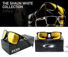 Holbrook Shuan White polarizado+ filtro 400UV Oakley, Shaun White, Wayfarer, Round Sunglasses, Ray Bans, Style, Fashion, Swag, Moda