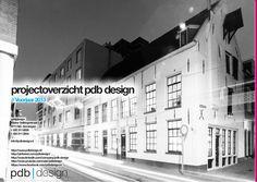 pdb-design projecten ontwerp 2013 by pdb design