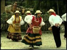 ▶ Danzas tradicionales de Colombia - YouTube