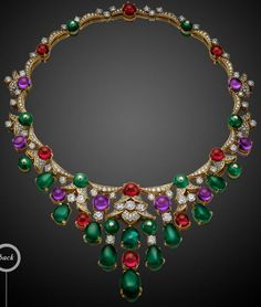 Bulgari Dining in the Harbor necklace