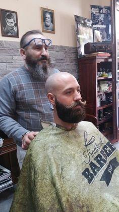 Superbeard #cerebro_beard #Sassari #barber
