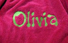 How to Machine Embroider on Towels! - Totally Stitchin