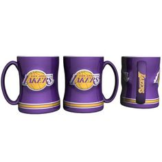 Los Angeles Lakers Cups and Mugs