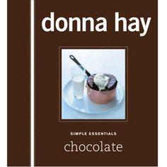 donna hay, chocolate  #books #food