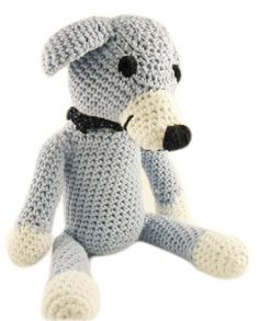 Amigurumi Boston Terrier Puppy - FREE Crochet Pattern ...