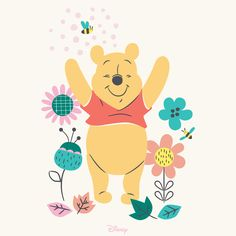 Winnie the Pooh celebrates you! Congratulate your child's every milestone with this fun, free printable Winnie the Pooh celebration shareable. #WinniethePooh #FirstBestFriend