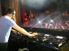 DJ Tiesto in Vegas