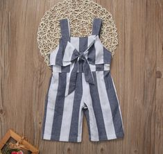 Cute and comfortable romper for toddler