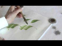 Chinese Brush Painting Lesson 29 Phalaenopsis Orchid (Trailer) - YouTube