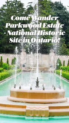 Ontario Travel, Road Trip Destinations, Family Day, All Inclusive Resorts, Best Places To Eat, Historical Sites, Day Trips, Family Travel, Travel Guide