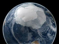 Gigantyczny kanion odkryty we wnętrzu Antarktydy! Więcej wiemy o Marsie niż o niej