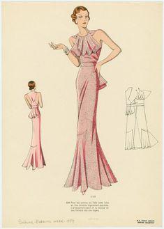 Pour les soirées de l'été cette robe en fine dentelle l'égèrement apprètée.