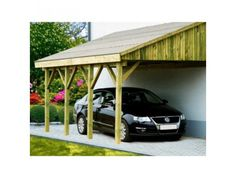 wood 2 car carport pricing free standing carport plans for the home pinterest free. Black Bedroom Furniture Sets. Home Design Ideas