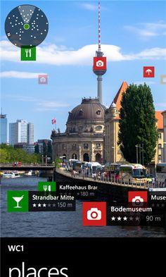 Nokia Here Maps actualizado