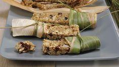 Homemade musli bars Musli Bars, Homemade, Ethnic Recipes, Fit, Home Made, Shape, Hand Made
