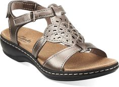 282eb5f0e980 Clarks Women s Leisa Taffy.  110.00 CAD Slip your foot into this pretty  sandal and you